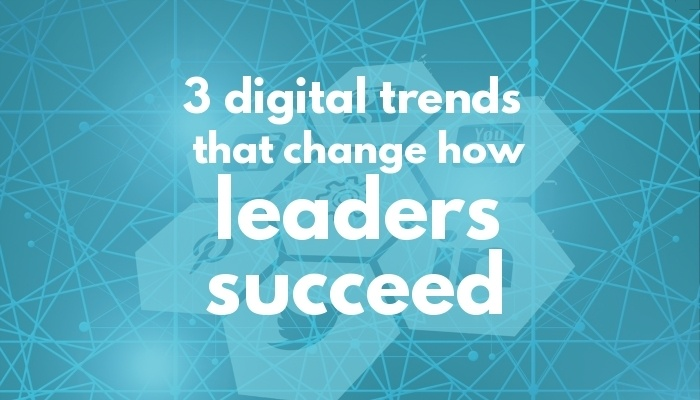 digital leadership trends