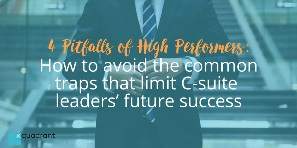 4 Pitfalls of High Performers