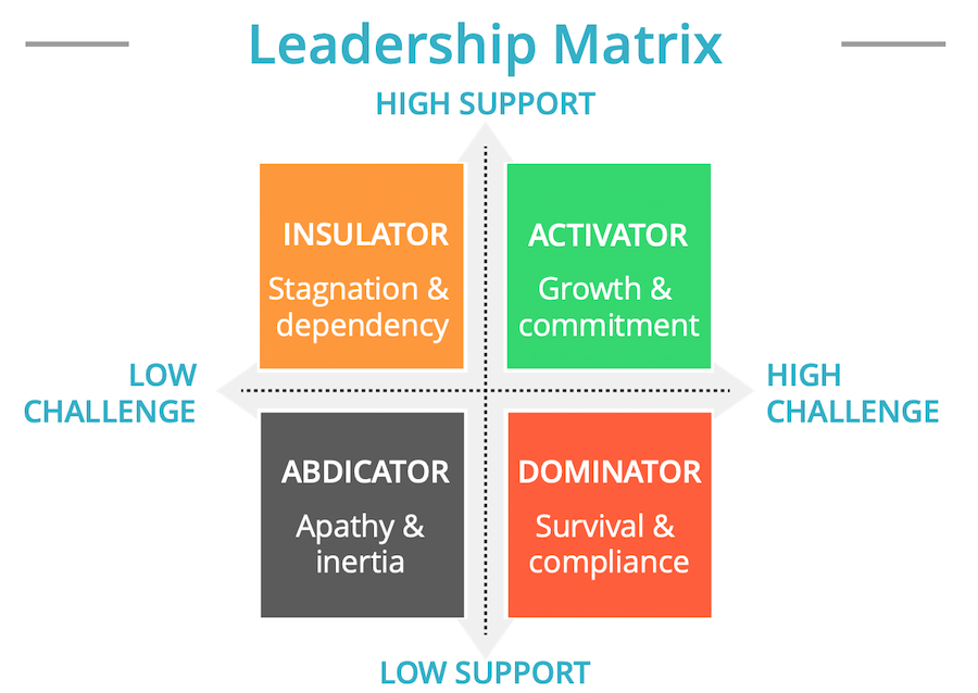 People Plan - Leadership Matrix