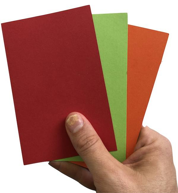 Red Yellow Green Cards